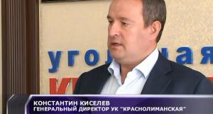 Миллионные махинации руководителя режима Януковича. Шахта Краснолиманская