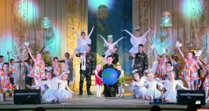 31 мая во Дворце культуры «Шахтер» при поддержке ГП «УК «Краснолиманская» прошел благотворительный вечер «Открываю дверь души своей»