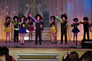 Отчетный концерт творческих коллективов ДК «Шахтёр» (Фото 2)