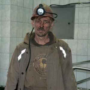 Николай Николаевич Гранат - бригадир электрослесарей
