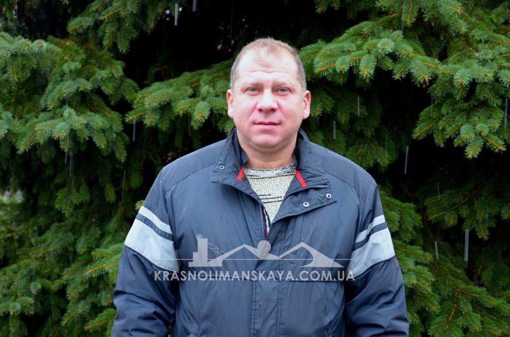 Бригадир проходчиков Быков Евгений Викторович