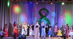 На «Краснолиманской» торжественно поздравили женщин с праздником 8 Марта