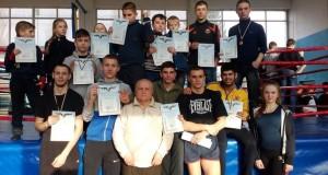 Итоги областного чемпионата по кикбоксингу