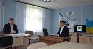 Всеукраинский вебинар ПТУЗ горного профиля