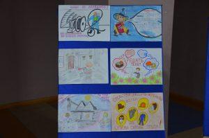 Конкурс рисунков «Охрана труда глазами детей»