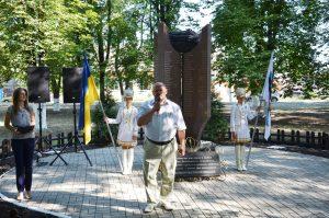 Митинг памяти погибших шахтеров